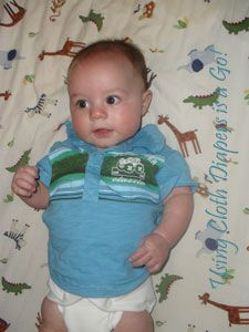 Cloth Diapering is a Go! (A Throwback Post) - Cloth Diaper Addicts