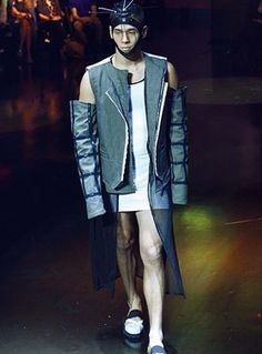 Luar - Designer: Raul Lopez   Based in: New York City   Show date: September 14, 4:00 p.m.   The vibe: Lopez, a former designer at Hood By Air, specializes in tech streetwear for men. His former label, Luar Zepol, was carried at Opening Ceremony; now he's back with a new brand, simply called Luar, and perhaps a new take on men's dressing. You'll have to tune in to his show at Made to see what the New Yorker comes up with next.
