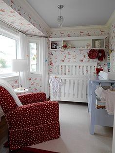 Repenser la décoration de la chambre de bébé