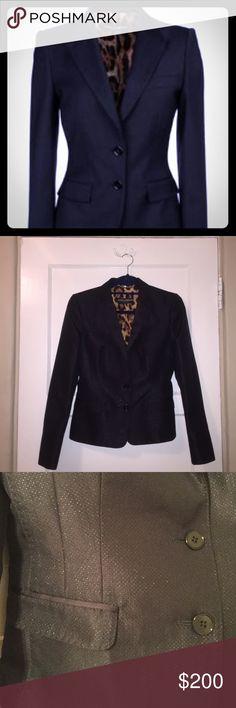 Spotted while shopping on Poshmark: Dolce and Gabbana Black Formal Blazer! #poshmark #fashion #shopping #style #Dolce & Gabbana #Jackets & Blazers