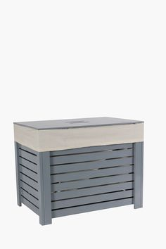 Designed for storing toys, with a neat exterior look this wooden toy box will look great in any child orientated cm
