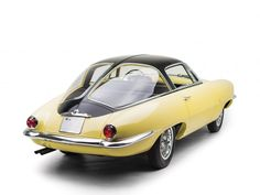 1955 Alfa Romeo 1900C SS Coupe Speciale