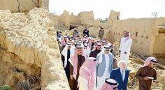 سلطان بن سلمان يؤسس لقرية «سدوس» التاريخية http://khazn.com/33729/