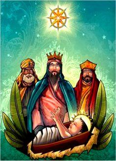 un catolico reyes magos - Buscar con Google