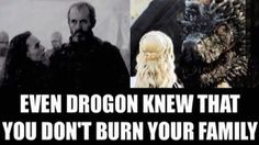 Relive some of GoT's best moments through these hilarious memes.
