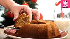 Healthy Cake, Cakes And More, Baked Potato, Cake Recipes, Muffin, Pudding, Sweets, Cookies, Baking