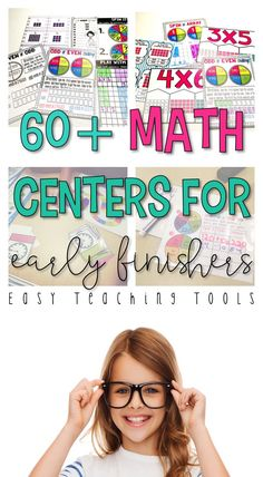 grade Math Centers for the Entire Year Bundle Centers} - Easy Teaching Tools 5th Grade Teachers, 2nd Grade Classroom, 1st Grade Math, Second Grade, Future Classroom, Teaching Tools, Teaching Math, Teaching Resources, Teaching Ideas