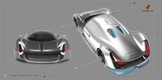 Porsche Fuel-Cell Vehicle Exterior Design 16