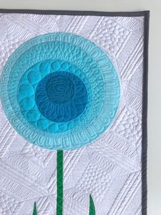 How to Make a Gradient Circle Flower Quilt – On Williams Street