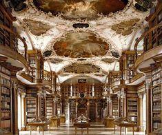 Library of St Gallen, Switzerland - Massimo Listri