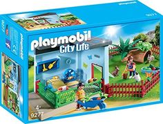Amazon.de:Playmobil 9277 - Kleintierpension Spiel