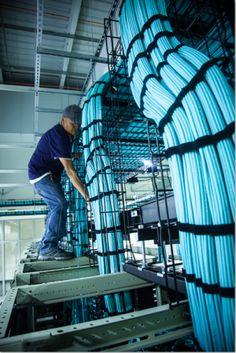TechWiseTV Allen Data Center Cable Pull