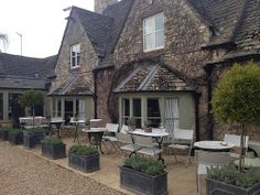 The Fox at Lower Oddington, Gloucestershire - old Armada friends Liberty London Girl, Mothering Sunday, Pubs And Restaurants, Best Places To Eat, Cafe Restaurant, Getting Out, United Kingdom, The Good Place, Beautiful Homes