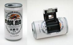 Ginfax Can Camera (Kirin)