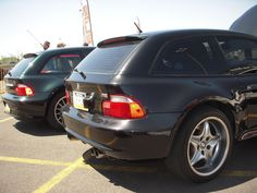 M coupe & Z3 Coupe