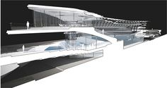 motionBLUR Aquatic Center on Behance