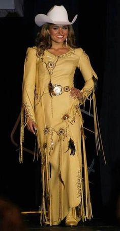rodeo queen dress
