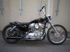 1998年式のハーレーダビッドソン社のスポーツスター883 Motorcycle, Vehicles, Motorcycles, Car, Motorbikes, Choppers, Vehicle, Tools