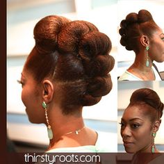 tuck and roll hair styles 1000 images about black hairstyles on 7065