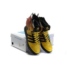 b9d1f8efba2b Classic Men adidas Originals x Jeremy Scott JS Wings Flame For
