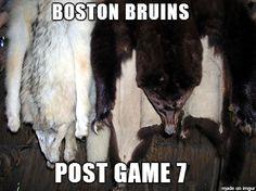 Habs, Bruins, Hockey Bruins Hockey, Game 7, Boston Bruins