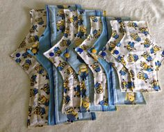 And if that wasn't enough for you, you can even order a whole SET of Minion-themed pads!!