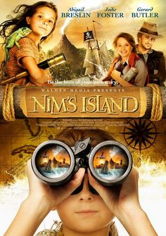 Nim's Island (2008) directed by jennifer Flackett and Mark Levin