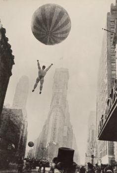 Robert Frank, Men of Air/New York, 1948