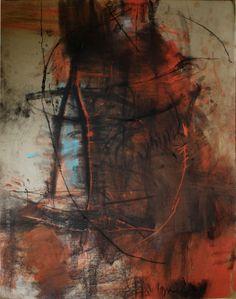 "Vadim Shukov; Paper 2011 Painting ""At home"""