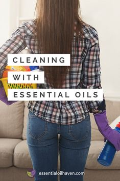 Cleaning with Essential Oils! Create a more natural, chemical free home for yourself and your loved ones. Includes DIY recipes and how to use essential oils for cleaning your house. Essential Oils Cleaning, Best Essential Oils, Essential Oil Uses, Deep Cleaning Tips, Natural Cleaning Products, Cleaning Hacks, Natural Products, Cleaning Recipes, Natural Oils