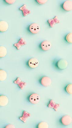Cute Emoji Wallpaper, Cute Pastel Wallpaper, Flower Phone Wallpaper, Cute Disney Wallpaper, Cute Wallpaper Backgrounds, Love Wallpaper, Cute Cartoon Wallpapers, Galaxy Wallpaper, Mobile Wallpaper