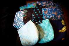 Makeup Bags made from re-purposed Sari's http://beautyforashesnepal.com/collections/repurposed-sari/products/makeup-bag