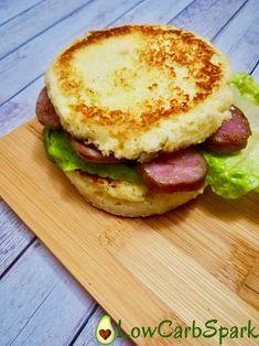 keto sandwices 90 seconds bread