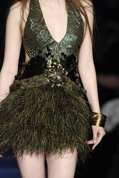 Jenny Packham Fall 2007 Runway Pictures - Livingly