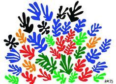 Henri Matisse  Spray of Leaves  1953