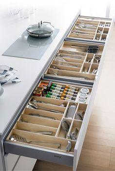 gaveteiro cozinha