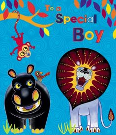 For children who ask Why? Tinga Tinga Tales greeting cards