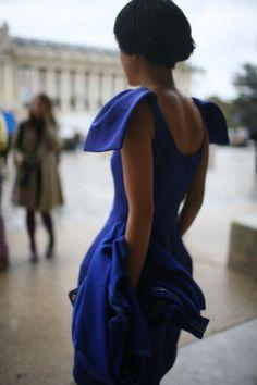 cobalt blue style