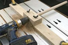 In fact the combined rotation of the cutter and he blank actually pulls the material through the jig and a whole length is formed in seconds