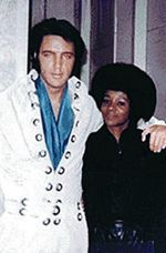 Elvis and Ann Williams ~ Sweet Inspiration