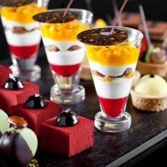 Mini desserts by cornelia