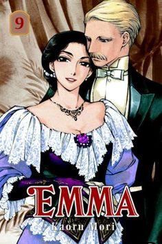 Emma Vol. 9 by Kaoru Mori http://www.amazon.com/dp/1401220711/ref=cm_sw_r_pi_dp_3z2Mwb0FJYXJ4