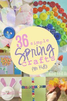 Spring crafts for kids to make  #findyourpark #findyourstory Mormon Pioneer National Heritage Area