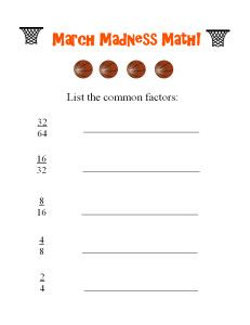 math worksheet : 1000 images about march worksheets on pinterest  worksheets st  : Freshman Math Worksheets