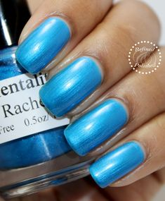 Mentality-Rachel swatch by Refined and Polished. Thanks!