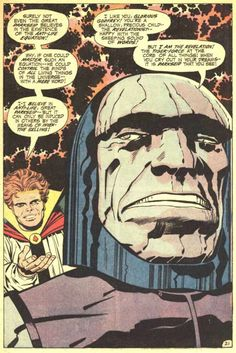 The King's Gambit Comics legend Jack Kirby invented the villains of Justice League in one of the wildest experiments in superhero history.