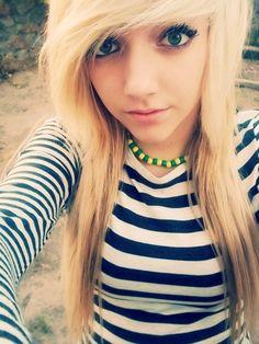 Pinterest Blonde Scene Hairemo