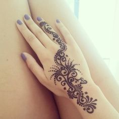 Most popular tags for this image include: henna, beautiful, nails, art and hand