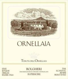 Ornellaia Bolgheri Superiore DOC 2007