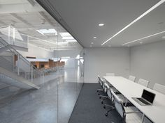 Designed For A Creative Media Agency Of Thirty Workers This Office Contains Menagerie Interior DesignOffice
